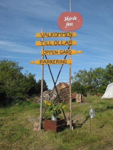 Öppna gårdar Lumparby ollas
